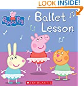 #6: Ballet Lesson (Peppa Pig)
