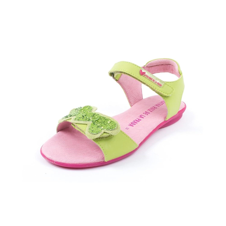 Agatha Ruiz de la Prada Sandales et nu-pieds Fille vert 132990A