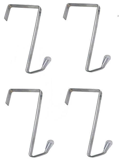Amazon.com: Ganchos de metal Misslo para colgar sobre la ...