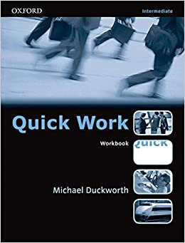 Book Quick Work: Intermediate: Workbook: Workbook Intermediate level