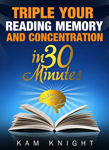 Triple Reading Memory Concentration Minutes ebook product image