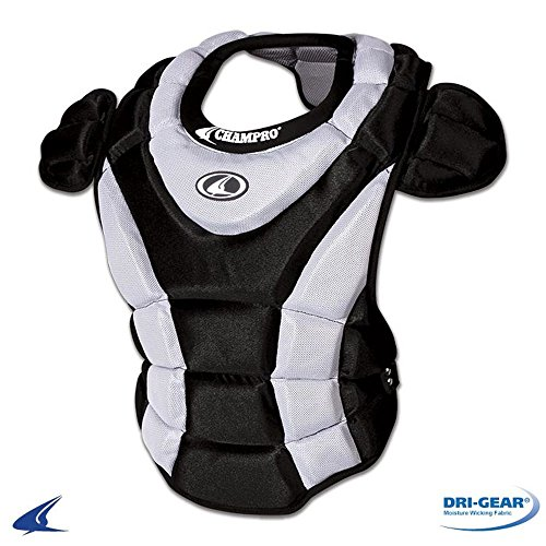 CHAMPRO Girl's Chest Protector - 15