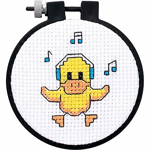 Dimensions Needlecrafts Counted Cross Stitch, Ducky ()