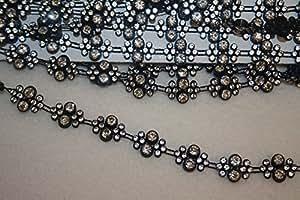 0,91 m bestdeal cadena cinta negra gaalaxy L190