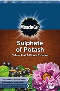 Milagro Gro Sulfato de Potasa 1,5kg