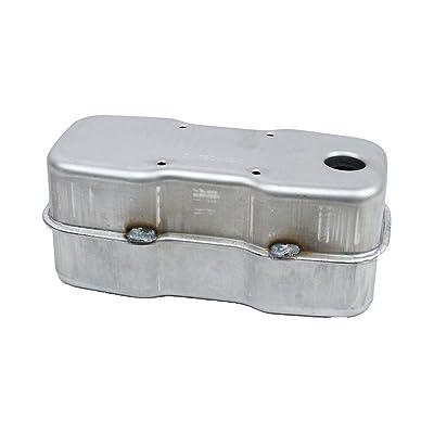 MTD 751-0617C Muffler-Single Inl: Automotive