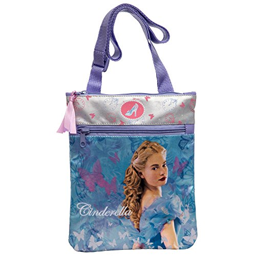 Disney 4194051 Beauty Case da Viaggio Elsa E Anna Frozen, Multicolore