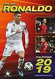 Cristiano Ronaldo Calendar - Calendars 2018 - 2019 Wall Calendars - MLS Soccer Calendar - Poster Calendar - 12 Month Calendar by Dream