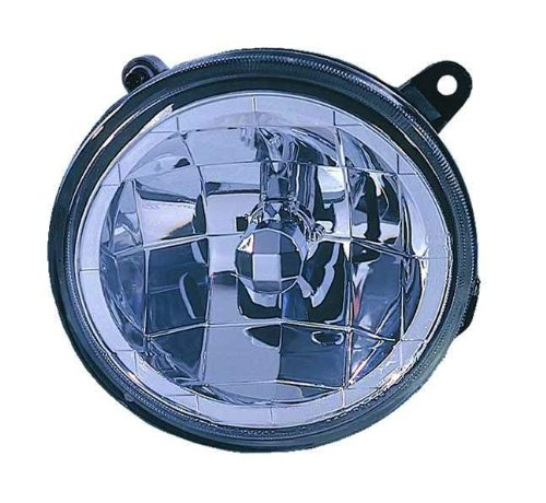 Subaru Impreza Replacement Driver (Depo 220-2001L-AQN Subaru Impreza Driver Side Replacement Fog Light Assembly)