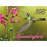 2018 Hummingbird Wall Calendar