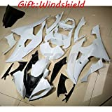 TCMT Unpainted ABS Plastic Fairing Body For YAMAHA YZF R6 YZF-R6 2008 2009 2010 2011 2012 2013 2014 2015 2016