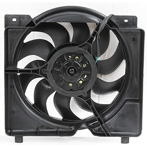 00 jeep cherokee radiator fan - 9