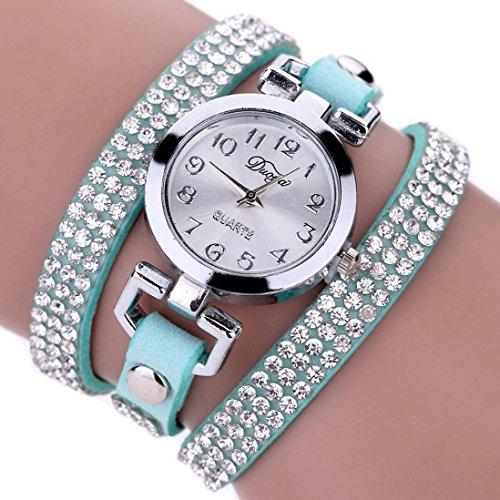 Ecosin® Watches Women Quartz Digital Ca - Ladys Crystal Wrist Watch Shopping Results