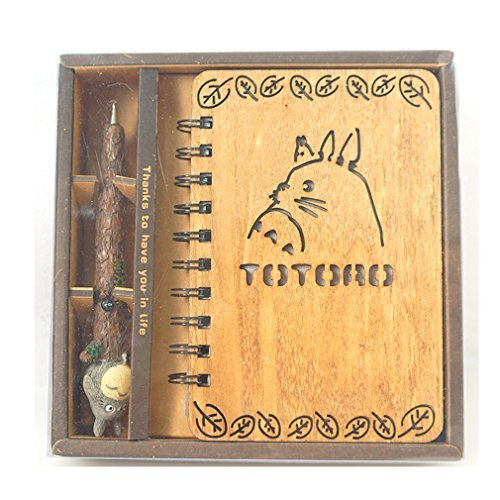 TAILUN Fashion Creative Totoro Note Book Students Diary Great Gift (Totoro) by Generic