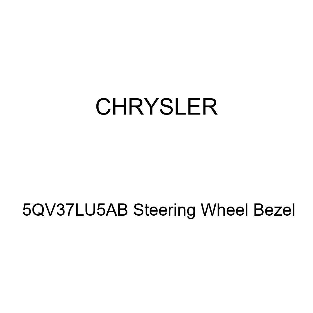 Genuine Chrysler 5QV37LU5AB Steering Wheel Bezel