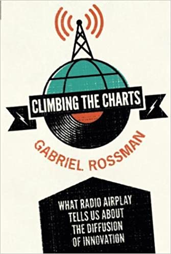 Climbing the charts what radio airplay tells us about the diffusion