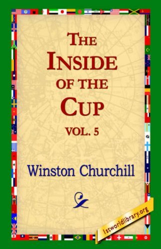 The Inside of the Cup Vol 5. by Winston Churchill (2004-09-01)