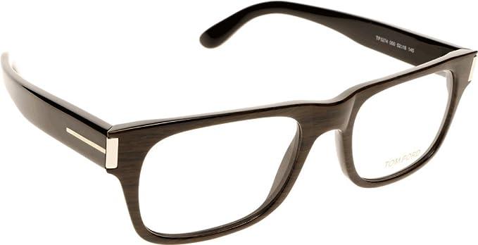 2b3fa6419c Tom Ford Glasses 050 050 5274 Wayfarer Sunglasses  Amazon.co.uk  Clothing