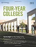 Four-Year Colleges 2013, Peterson's Publishing Staff, 0768936063