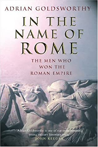 book cover of In the Name of Rome