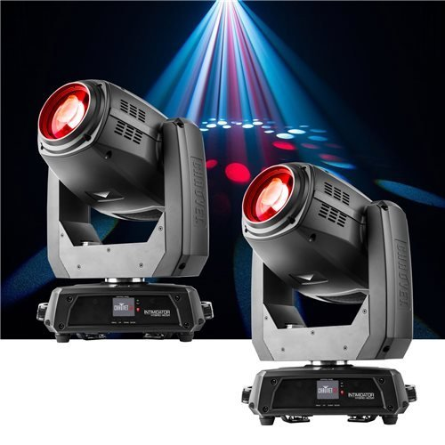 or Hybrid 140SR Moving Head Light 2-Pack (Hybrid Moving Head)