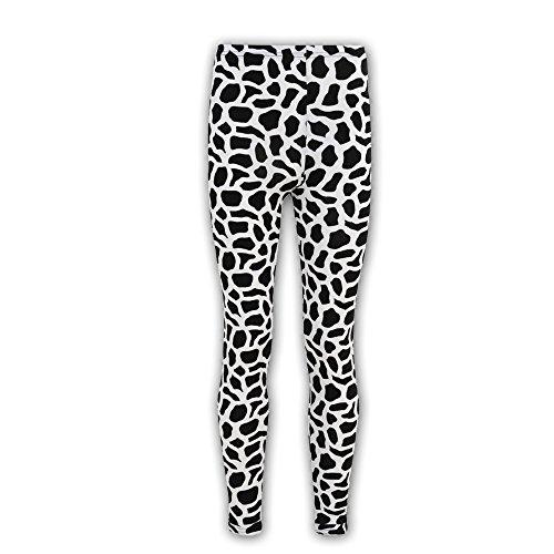 Legging Negro os Chicas 13 blanco Animal 4 moda A 10 os de Estampado de Leggings 12 os Jirafa 8 Edad Ni A2Z y Ni 11 baile 9 7 wBXxY4p4Iq