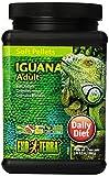 Exo Terra Soft Adult Iguana Food, 19.7-Ounce