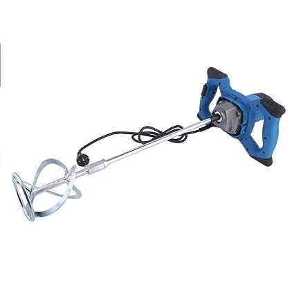 yesper 1600 W Batidora Mortero (mano Agitador farbrührer Hormigonera 930R/min Azul