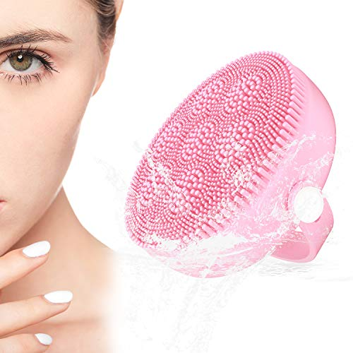 pink face scrubber - 8