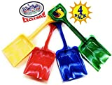 "Best Beach Shovels - Matty's Toy Stop 10"" Plastic Sand Shovels Review"
