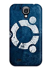 Durable Protector Case Cover With Ubuntu Hot Design For Galaxy S4 by icecream design