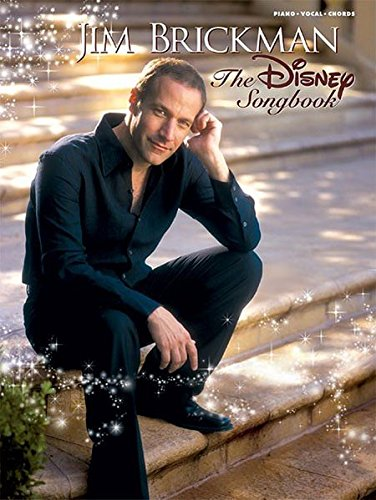 The Jim Brickman -- The Disney Songbook: Piano/Vocal/Chords