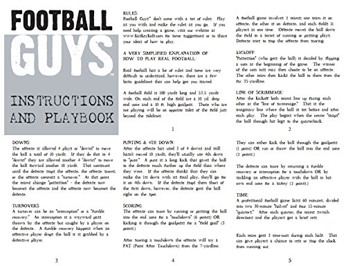 Kaskey Kids Football Guys: Red vs. Blue  Inspires Imagination with Open-Ended Play  Includes 2 Full Teams and More  For Ages 3 and Up by Kaskey Kids (Image #6)