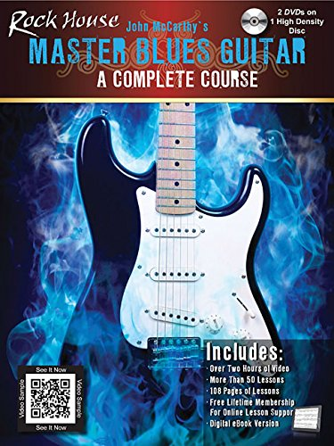 Rock House Master Blues Guitar: A Complete Course