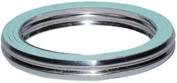 Set of 4 Honda New K/&L Exhaust Pipe Muffler Header Gasket Seal 0133-015X4