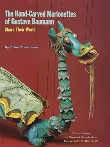 (The Hand-Carved Marionettes of Gustave Baumann:  Share Their World )