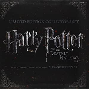 Harry Potter and the Deathly Hallows - Part 1 [2 CD/DVD/Vinyl Limited Edition Collecto