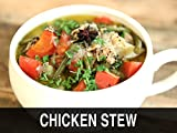 How To Make Chicken Stew Only on Curries and Stories
