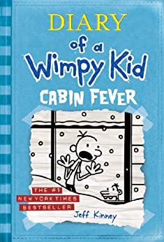 Cabin Fever Diary Wimpy Book ebook product image