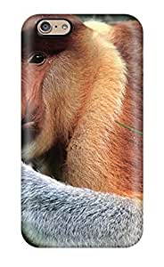 New Monkey Tpu Skin Case Compatible With Iphone 6
