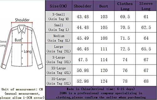 Kaki Multi poches Printemps Coat Men's Suit Militaire Z6m6 Col Bombardier Classique Veste Automne Blousons Collar Jacket Military Manteaux Costume Coton Homme De zRwqvR51