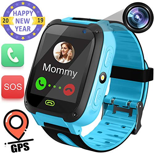 Kids Smart Watch with GPS Tracker- 1.44