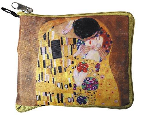 Gran Sorpresa 2018 Barato Más Reciente Zaino Klimt Bacio Bag in Bag di Fridolin O6REa