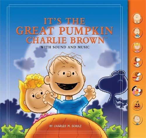 Halloween Carols Music (It's The Great Pumpkin, Charlie Brown: With Sound and)
