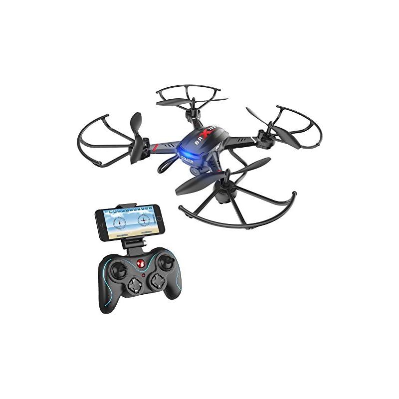 Holy Stone F181W Wifi FPV Drone with 720