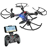Holy Stone F181W Wifi FPV Drone with 720P Wide-Angle HD Camera Live Video...