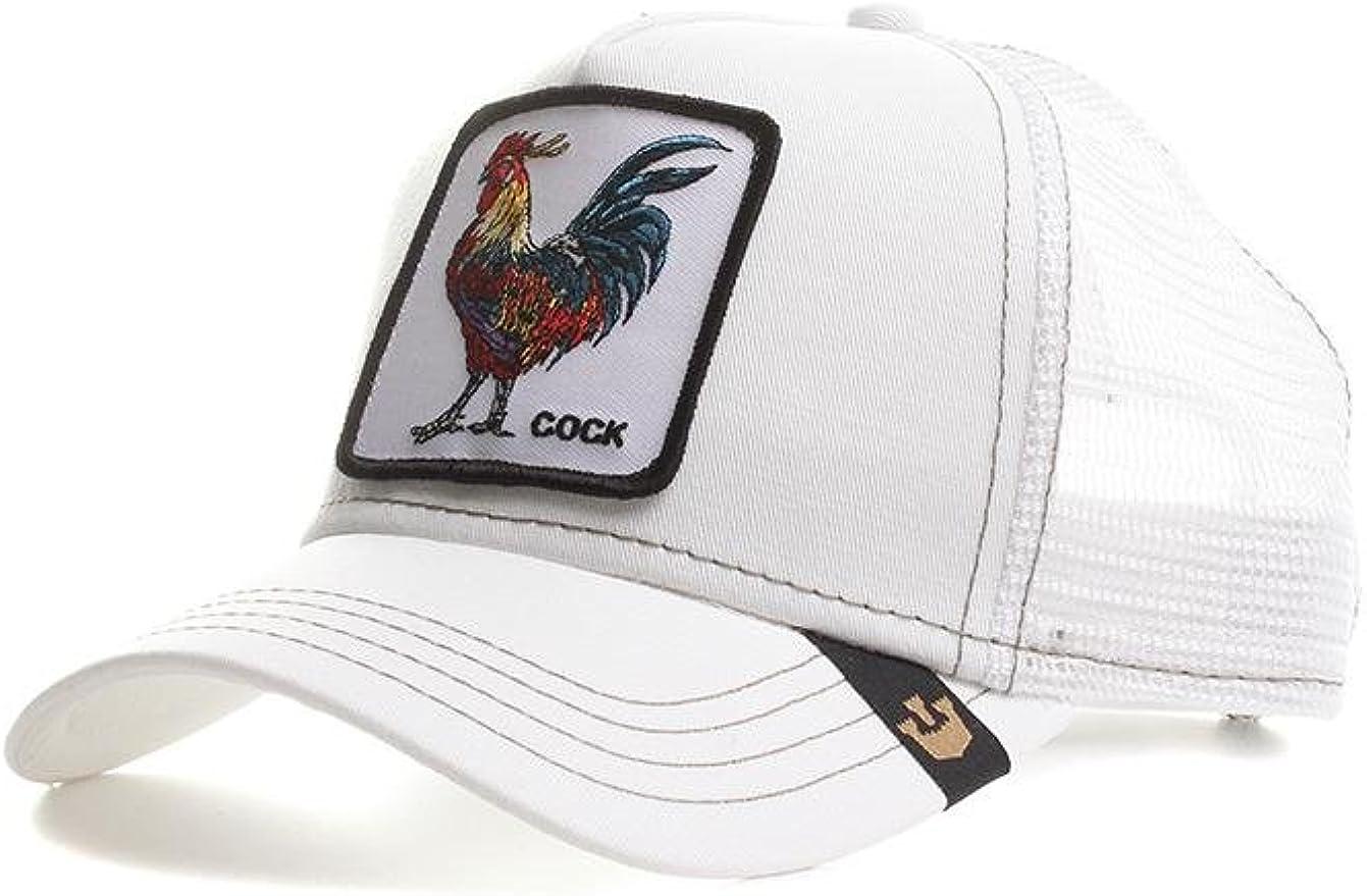 Goorin Bros. - Gorra de béisbol - para hombre blanco Weiß: Amazon ...