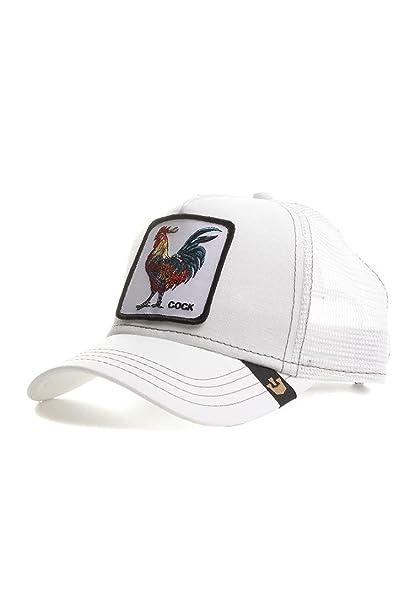 Goorin Bros. - Gorra de béisbol - para Hombre Blanco Weiß  Amazon.es  Ropa  y accesorios a6a645c22ac
