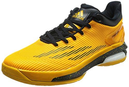 adidas Basketballschuhe Crazylight Boost Low scarlet/core black/solar red 44