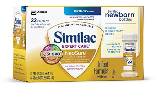 Similac Neosure Infant Formula With Iron Sharon And